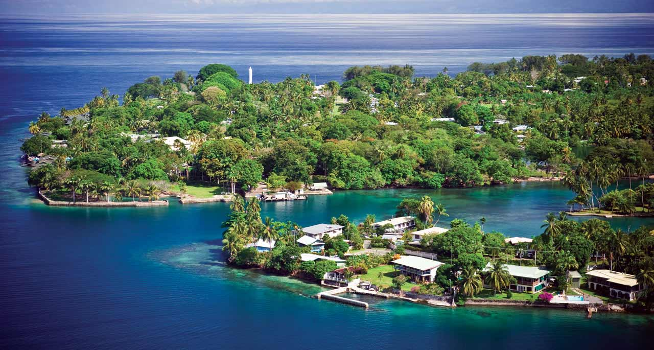 Papua New Guinea Travel State