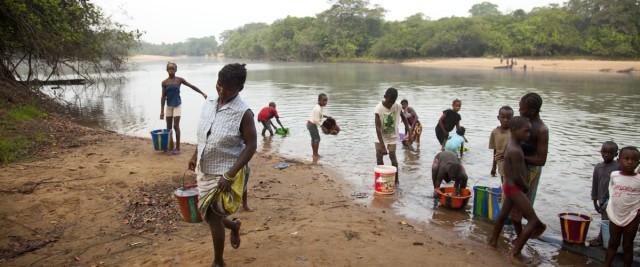 Vaama, Sierra Leone.