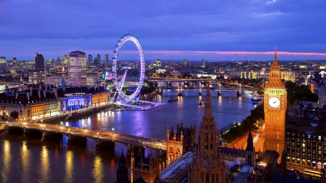 London England View