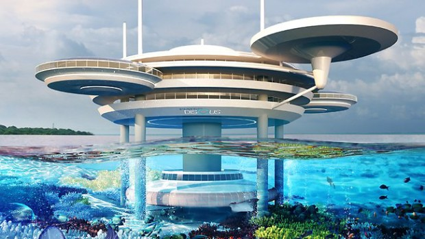 Great Barrier Reef-water-discus-hotel