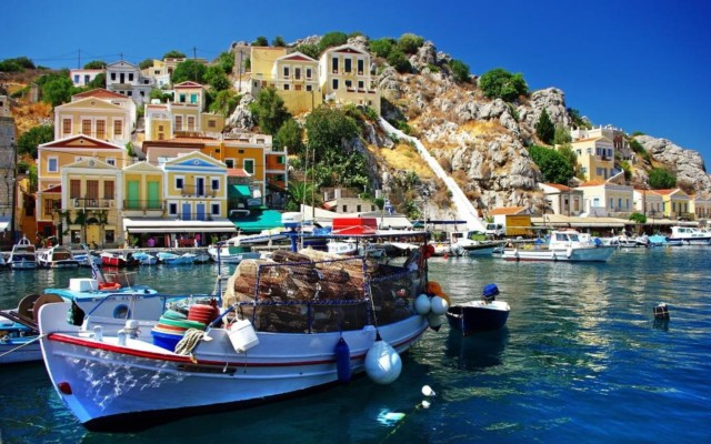 fishing-village-greece
