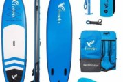 Freein Explorer Stand Up Paddle Board Review-2020