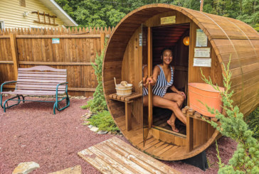Awesome Airbnb Hot Saunas from Around the World